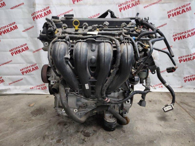 Двигатель Mazda Axela BKEP LF-VE 2006