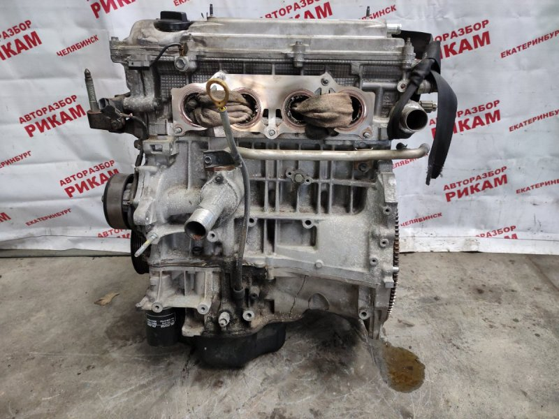 Двигатель Toyota Rav4 ACA31 2AZ-FE 2006