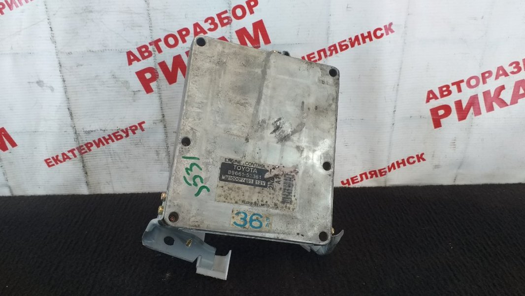 Блок управления Toyota Funcargo NCP20 2NZ-FE 2001