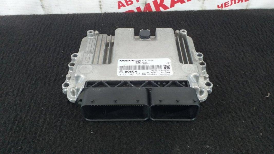 Блок управления Volvo V60 FW48 B4164T 2013