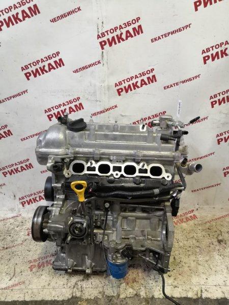 Двигатель Hyundai Solaris RB G4FD 2018