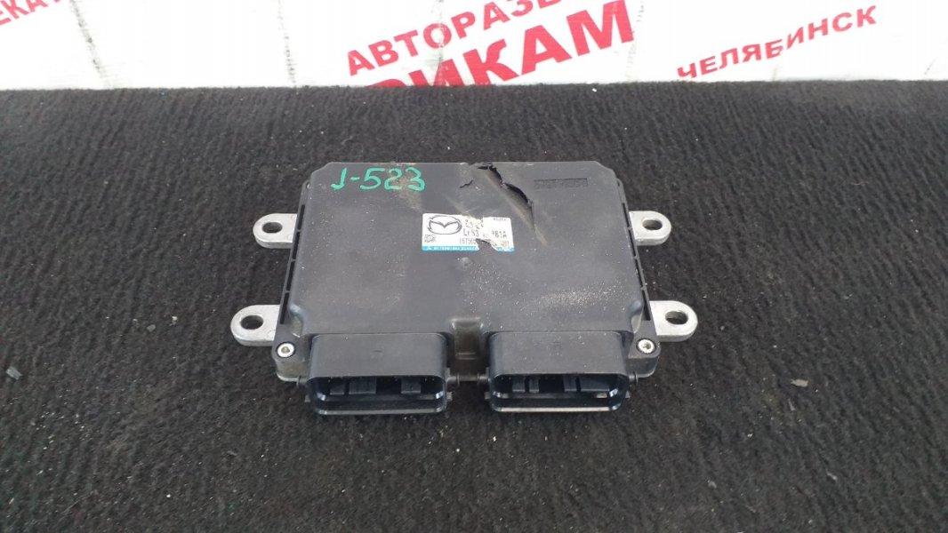 Блок управления Mazda Axela BKEP LF-VE 2006