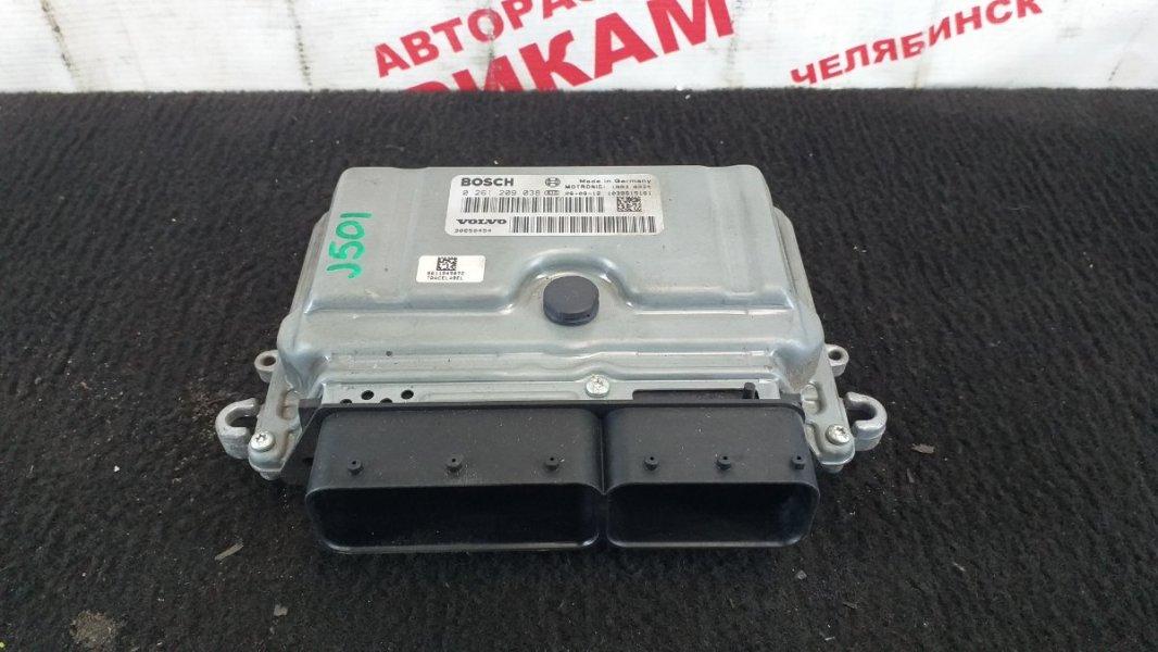 Блок управления Volvo C30 MK68 B5254T3 2007