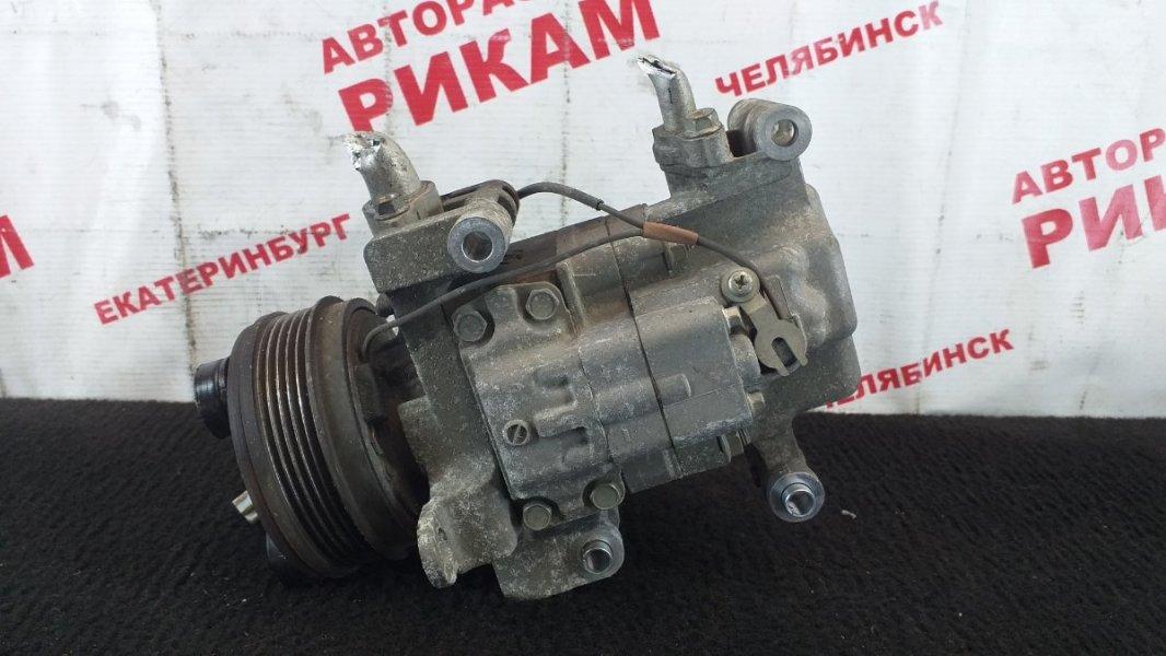 Компрессор кондиционера Mazda Axela BKEP LF-VE 2006