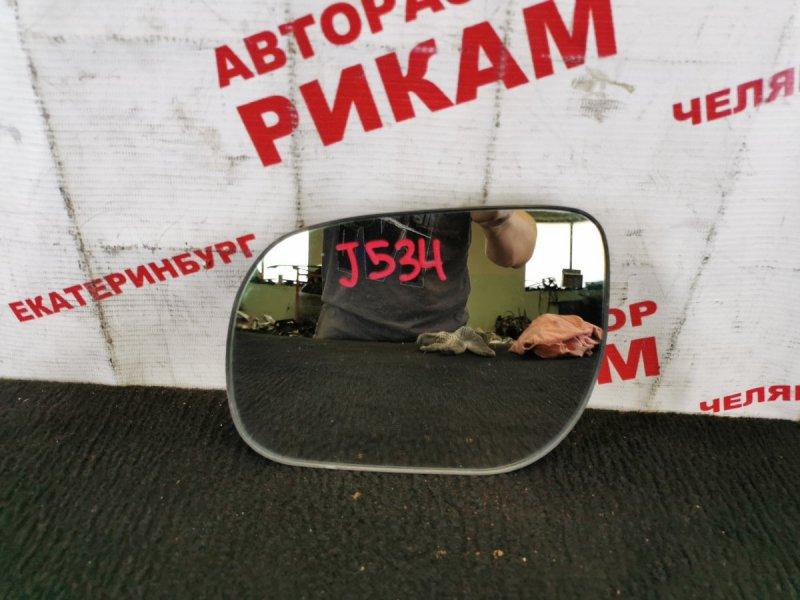 Зеркальный элемент Toyota Rav4 ACA31 2AZ-FE 2006 передний левый