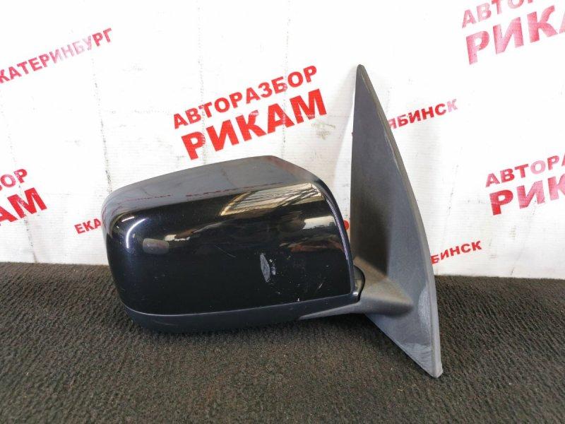 Зеркало Nissan X-Trail NT31 MR20 2008 переднее правое