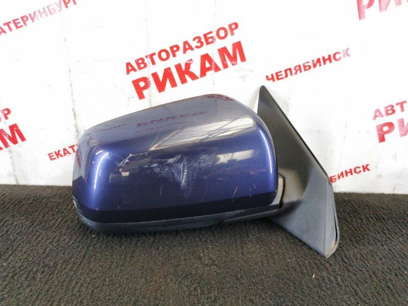 Зеркало Mitsubishi Galant Fortis/ Lancer CY3W 4B10 2010 переднее правое