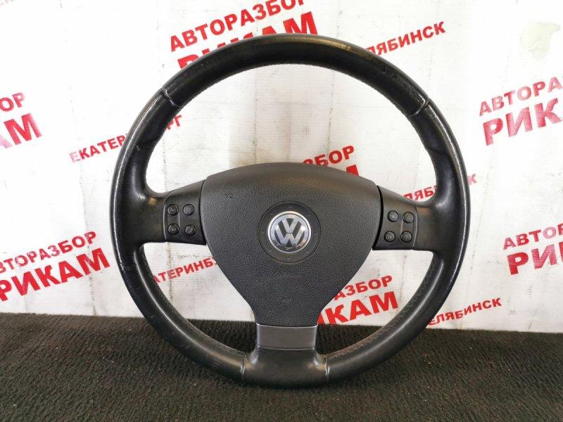 Руль Volkswagen Tiguan 5N2 CAWB 2009