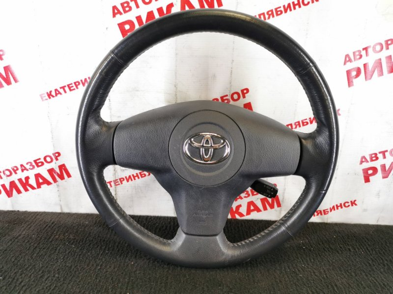 Руль Toyota Rav4 ACA31 2AZ-FE 2006