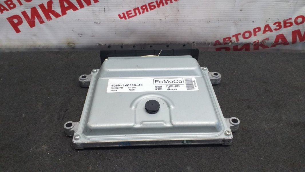 Блок управления Land Rover Freelender L359 B6324S 2007