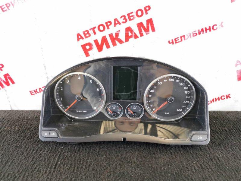 Панель приборов Volkswagen Tiguan 5N2 CAWB 2009