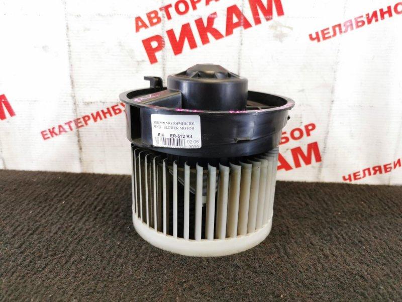 Мотор печки Nissan X-Trail NT31 MR20 2008
