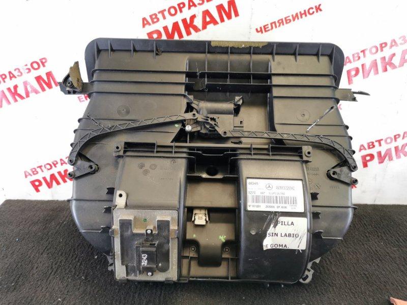 Мотор печки Mercedes-Benz Viano W639 112.951 2004