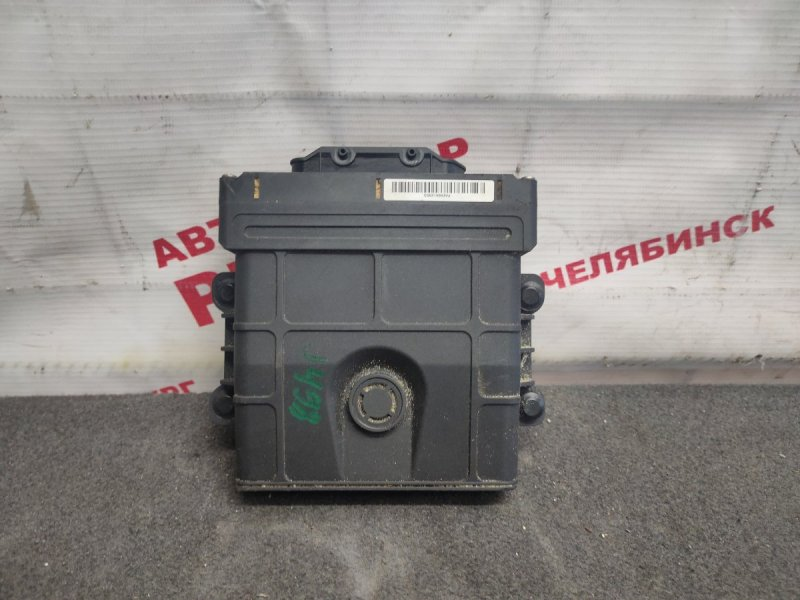 Блок управления Volkswagen Tiguan 5N2 CAWB 2009