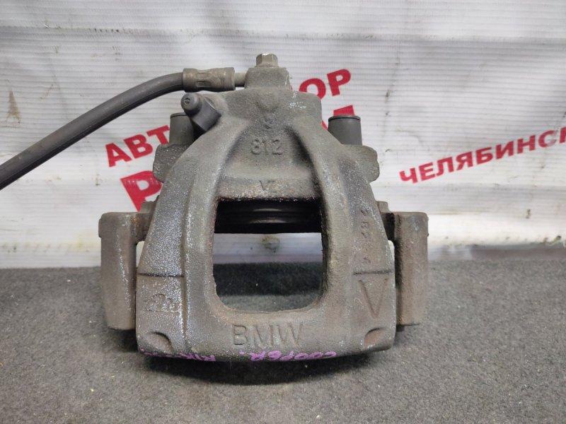 Суппорт тормозной Mini Cooper R50 W10B16A 2004 передний правый
