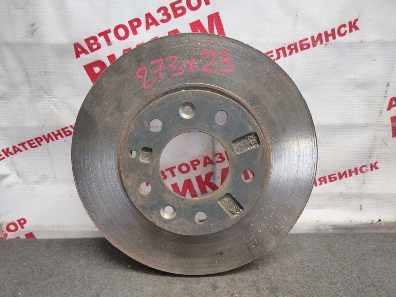 Диск тормозной Mazda Atenza GGEP LF-VE 2005 передний