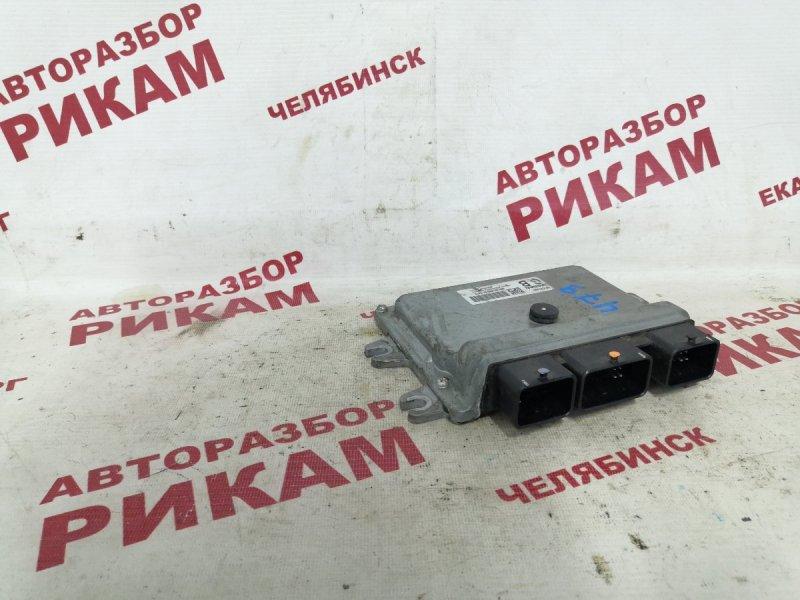 Блок управления Nissan Qashqai +2 J10 MR20DE 2010