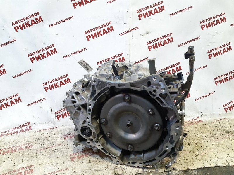 Автоматическая кпп Nissan Qashqai +2 J10 MR20DE 2010