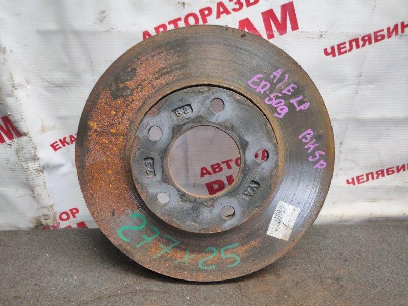 Диск тормозной Mazda Axela BK5P ZY-VE 2006 передний