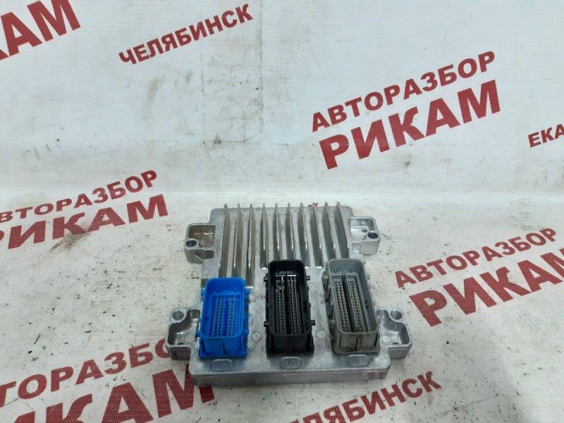 Блок управления Opel Astra J P10 A14NET 2012