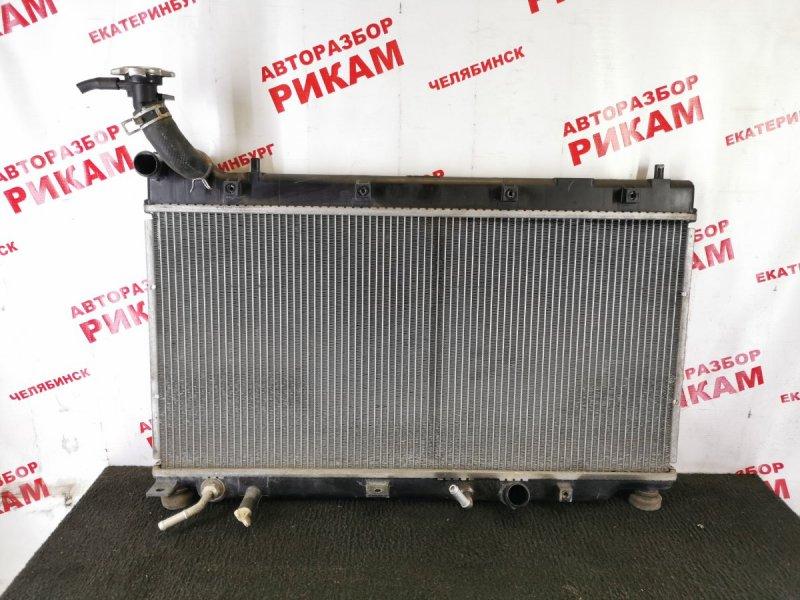 Радиатор охлаждения Honda Fit GD1 L13A