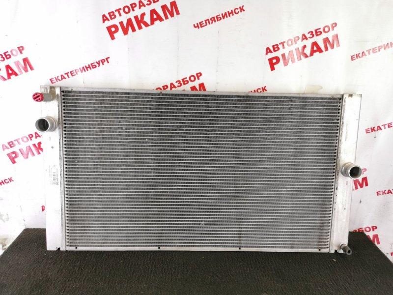 Радиатор охлаждения Volvo V50 MW38 B5244S4 2010