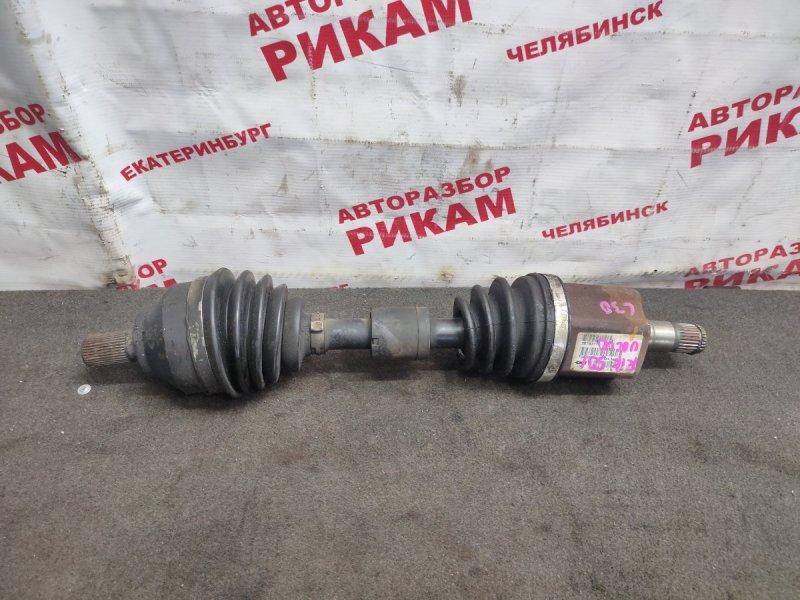 Привод Volvo C30 MK68 B5254T3 2007 передний левый