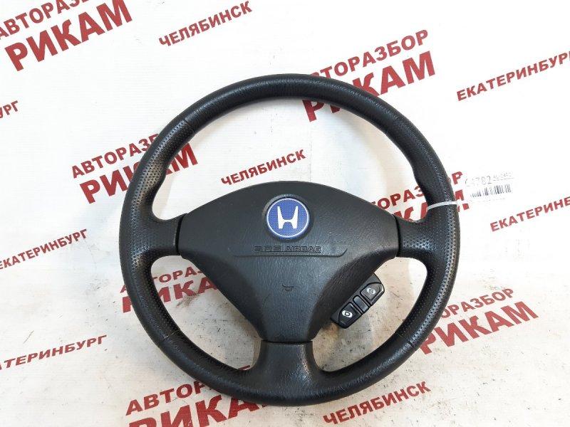 Руль Honda Hr-V GH2 D16W1 1999