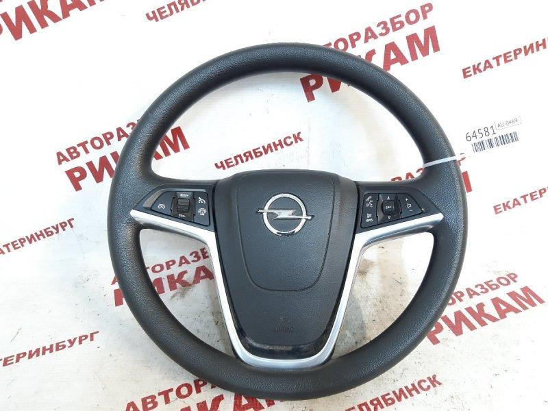 Руль Opel Astra J P10 A14NET 2012