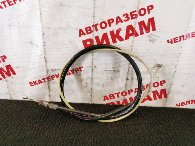 Трос ручника Bmw 320I E90 N46B20BA 2005 задний правый