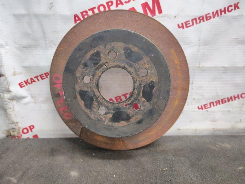 Диск тормозной Subaru Outback BP9 EJ253 2005 задний
