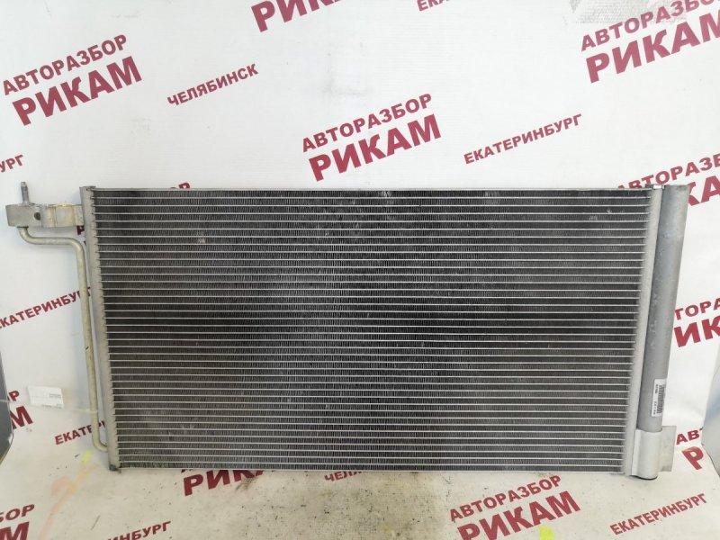 Радиатор кондиционера Ford Focus 3 CB8 PNDA 2011