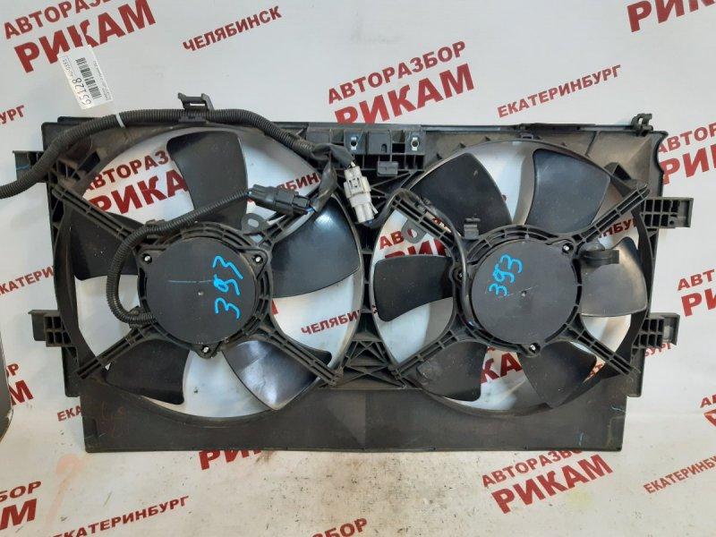 Диффузор Peugeot 4007 GP DW12ME5 4HK 2012