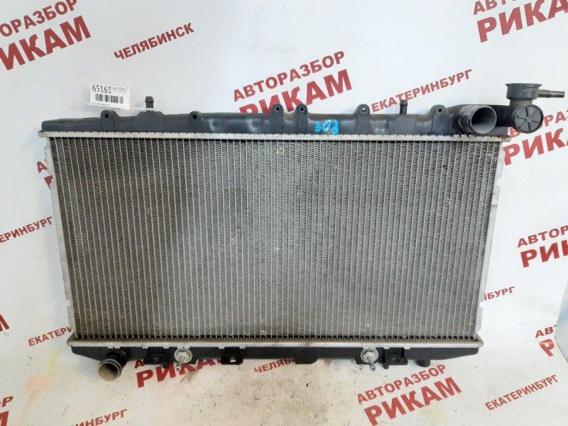Радиатор охлаждения Nissan Pulsar N15 GA16DE 1998