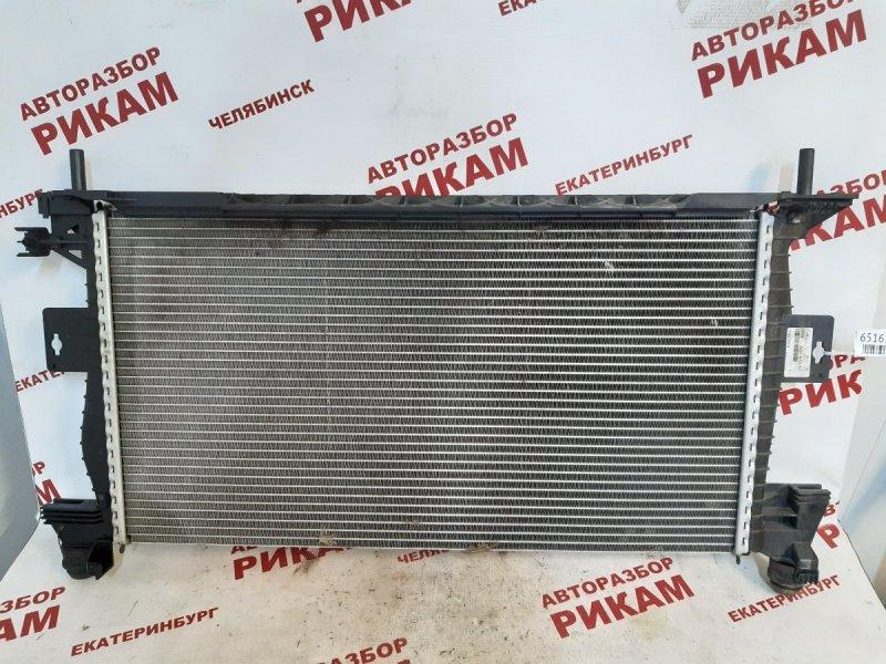 Радиатор охлаждения Ford Focus 3 CB8 PNDA 2011