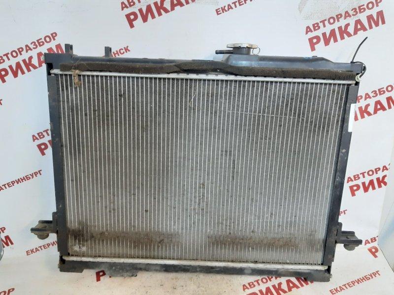 Радиатор охлаждения Great Wall Wingle 4G69S4N 2011