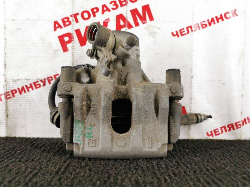 Суппорт тормозной Mazda Axela BKEP LF-VE 2006 задний левый