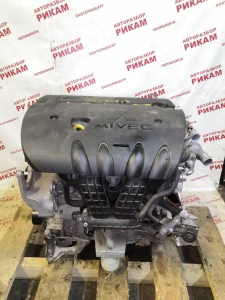 Двигатель Mitsubishi Lancer CX4A 4B12 2010