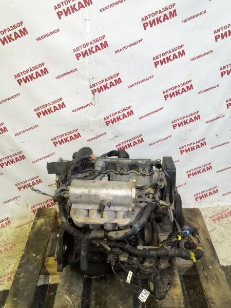 Двигатель Chevrolet Lanos A15SMS
