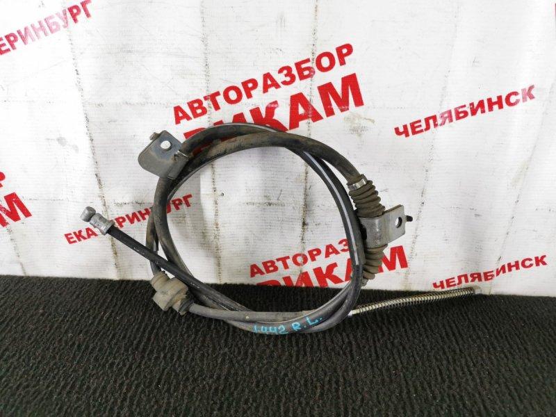 Трос ручника Mitsubishi Asx GA4W 4J10 2011 задний левый