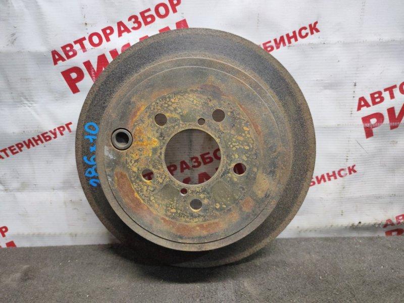 Диск тормозной Subaru Forester SH5 EJ204 2009 задний