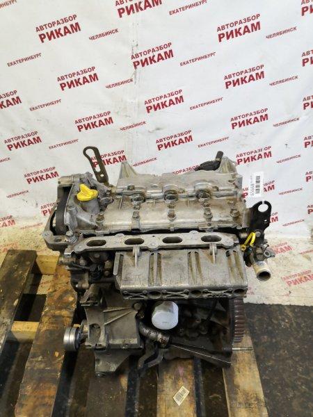 Двигатель Renault Megane LM F4R 2006