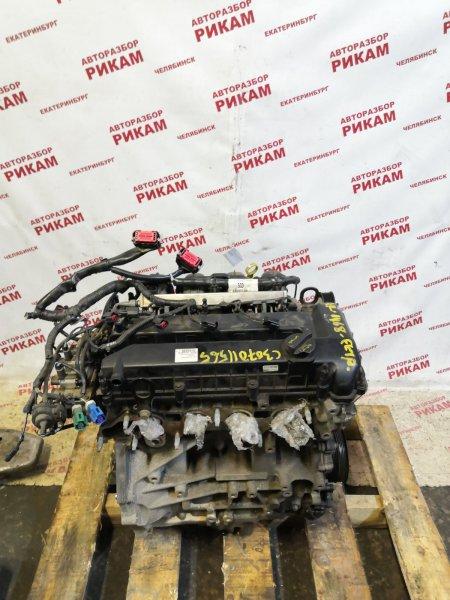 Двигатель Ford Focus 2 CB4 C307/ AODA 2006