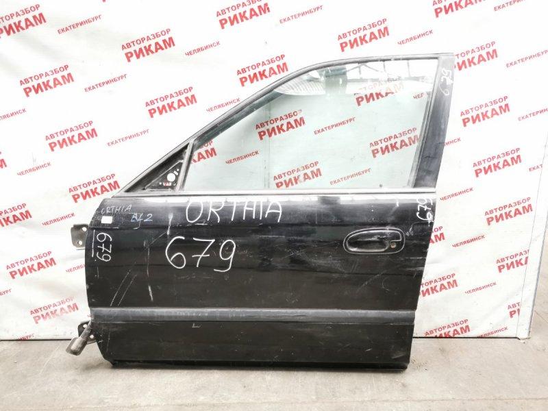Дверь Honda Orthia EL3 передняя левая
