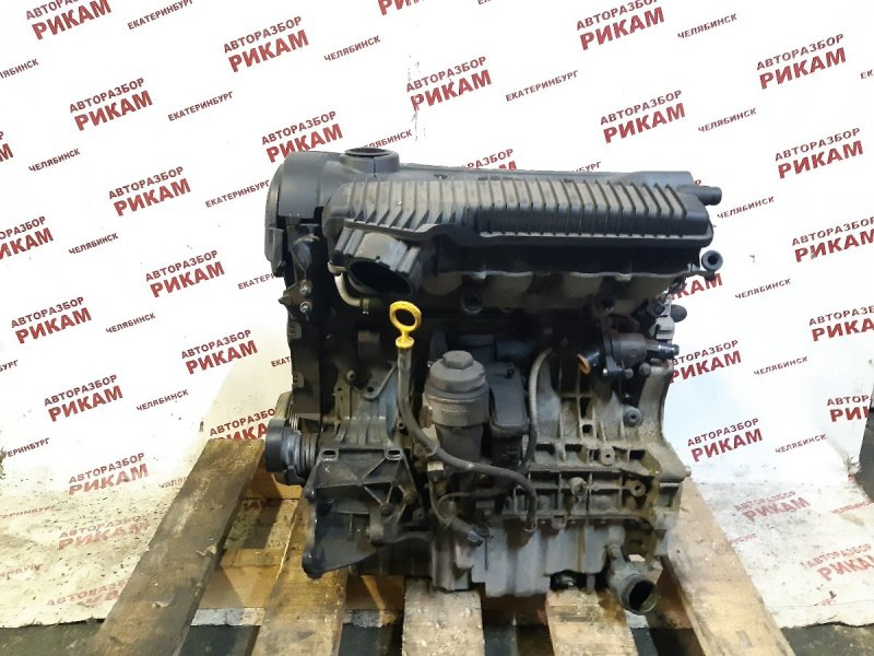 Двигатель Ford S-Max WS B5254T6 2006