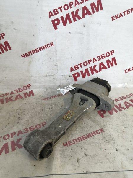 Подушка двс Kia Sportage QL G4NA 2016 задняя