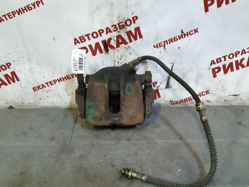 Суппорт тормозной Chery Tiggo T11 DB SQR484F 2010 передний левый