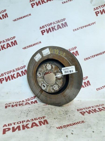Диск тормозной Ford Kuga DR HYDC 2012 передний