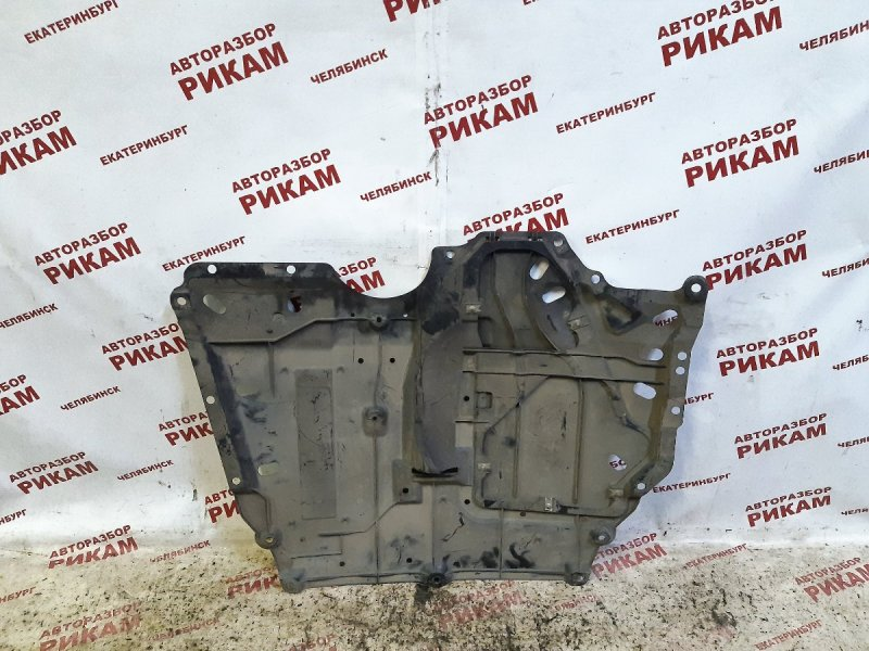 Защита двигателя Mitsubishi Lancer CX4A 4B12 2010