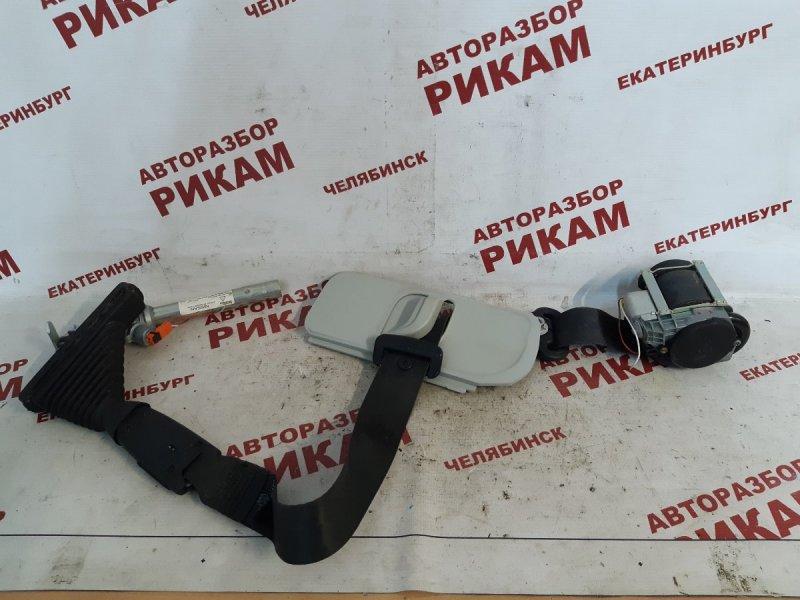 Ремень безопасности Nissan Qashqai +2 J10 MR20DE 2010 передний правый